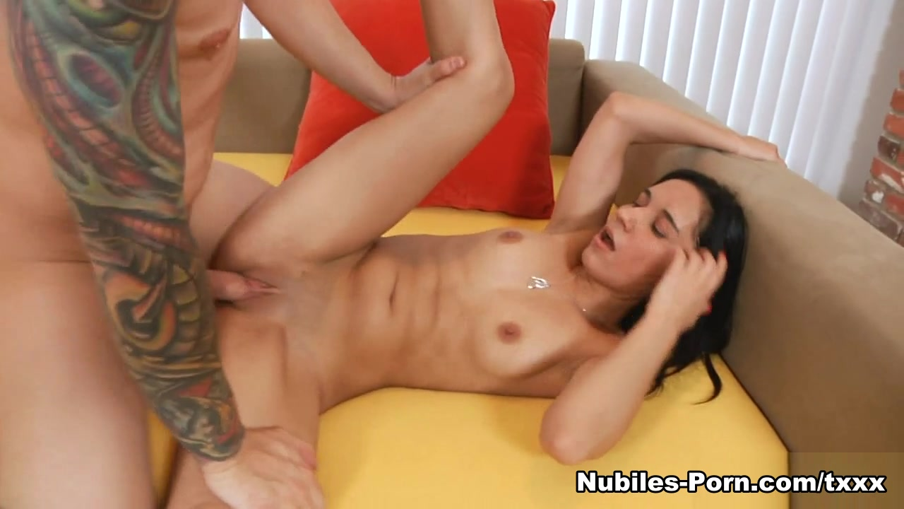 Sanya in Hardcore - Nubiles-Porn Mature women stocking softcore models over 30