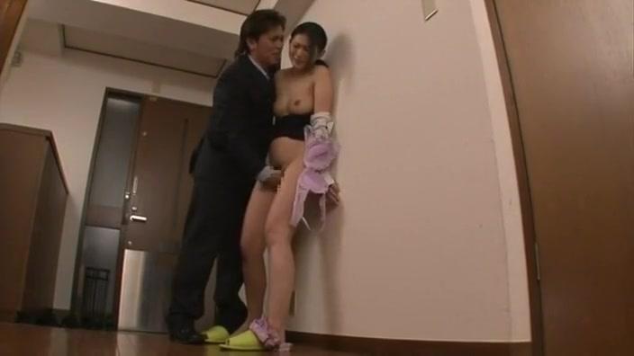 Hottest Japanese model Mio Kitagawa in Fabulous Masturbation, Secretary JAV scene men s black socks with white bottoms