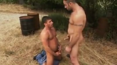 Best gay clip with Outdoor, Sex scenes big nice round asses