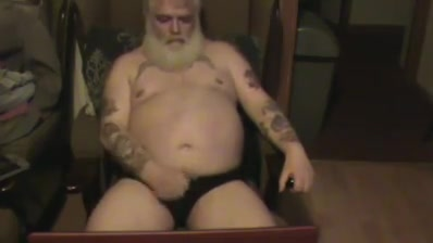 Papa bear third wank video Wife bucket older naked