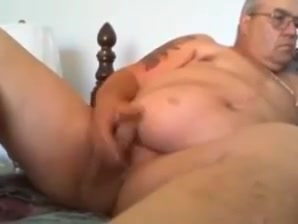 Daddy big balls demi the human cumshot
