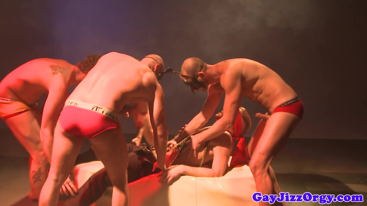 Masked gay orgy with horny Cole Streets Dave chapelle i wanna piss on you