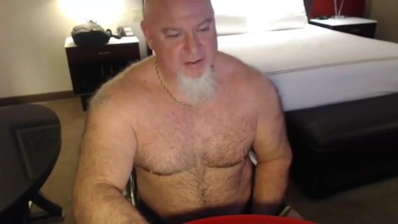 Hairy daddy Amateur brunette blowjob 9 min