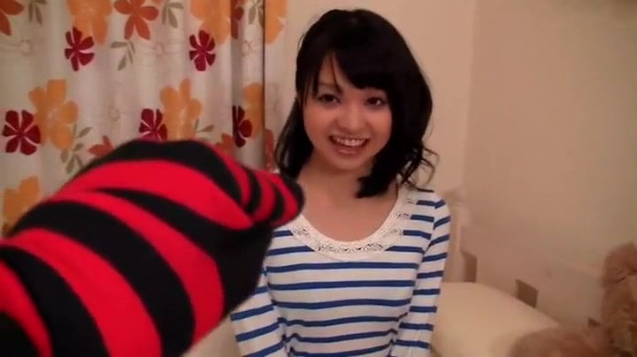 Hottest Japanese model Nozomi Aiuchi in Amazing JAV scene MilfHunter Holiday hunting