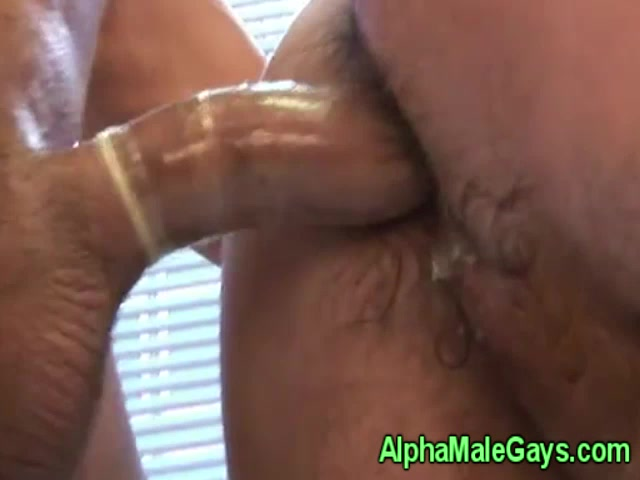 Gay hunk fucks and cums on muscular pal sheree wilson naked