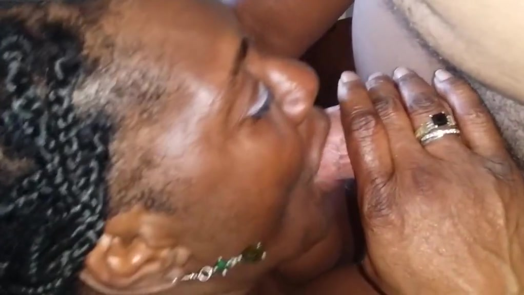 Black granny shows off panties then gives bj Wwwhinder Sex