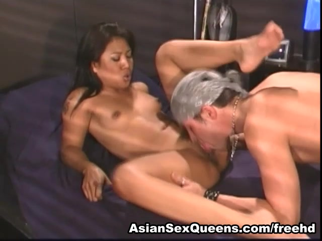 Lyla Lei in Asian Sexual Rythm scene 1