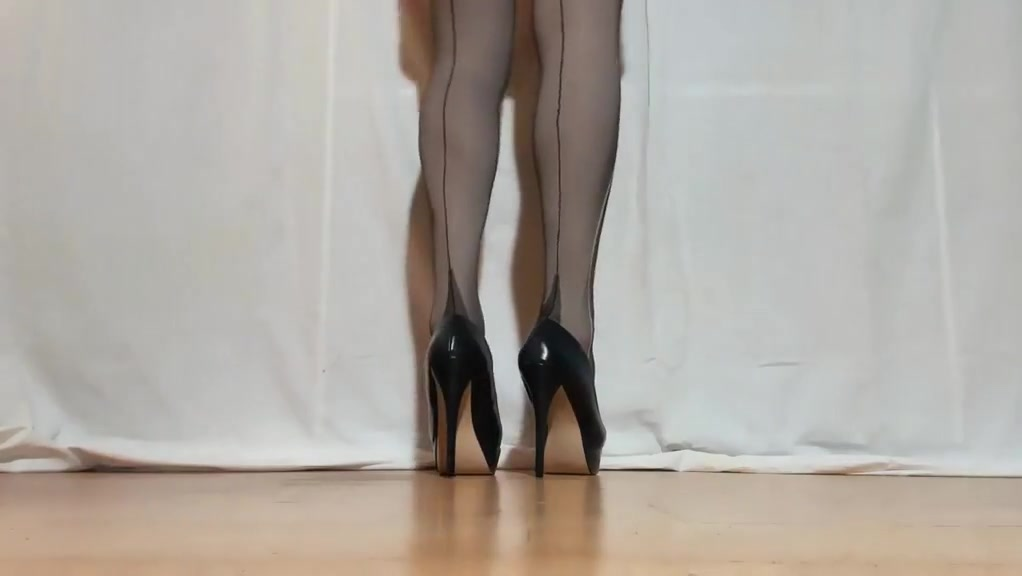 Sexyputa shows nylons How to find someone for sex