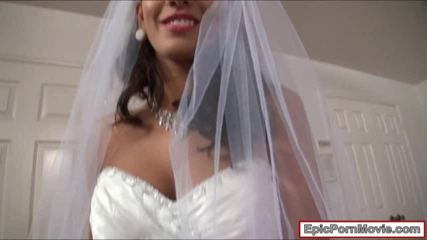 Bride Janice Griffith throated pounded and cum facialed Tiny tits milf swimming pool