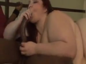 The best milking of bbc in the world babe with prefect tits giving blowjob