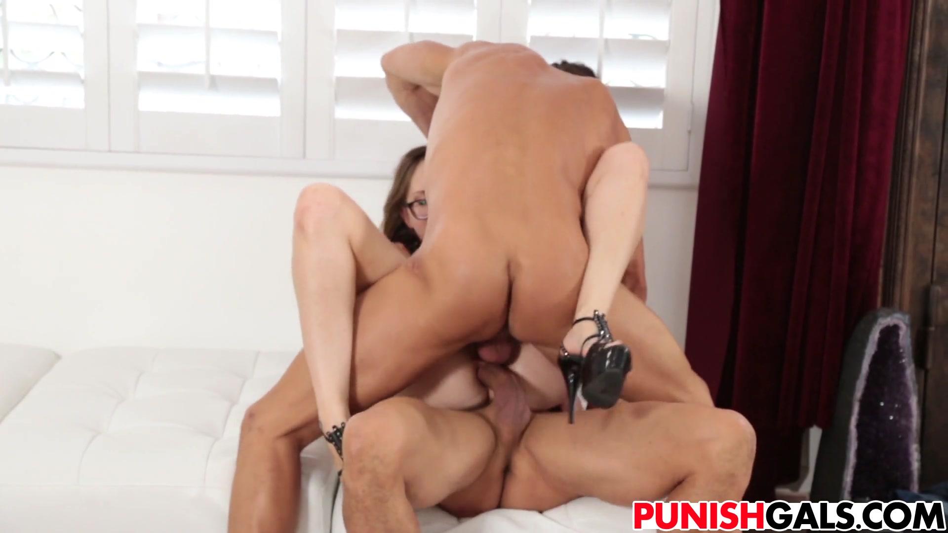 Cheating slut gets double penetrated Hot girls striptez