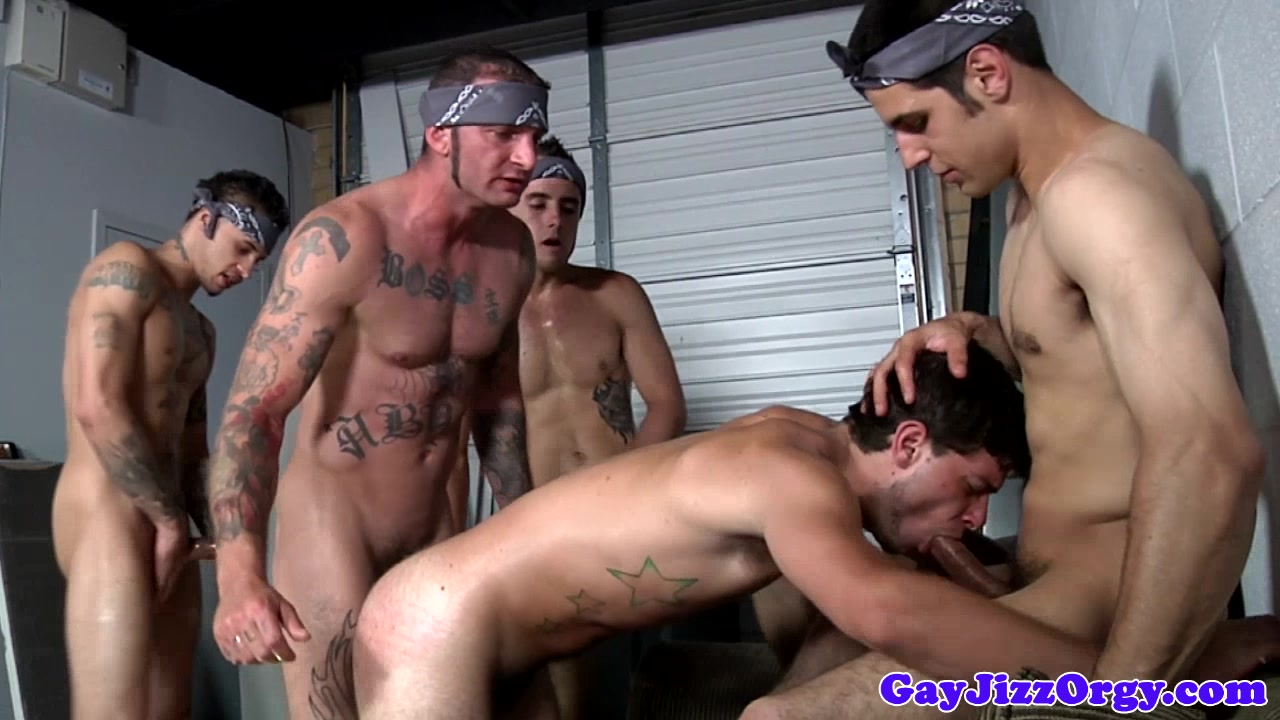 Gang orgy with Ty Tucker getting banged nude skin head girls porn pics