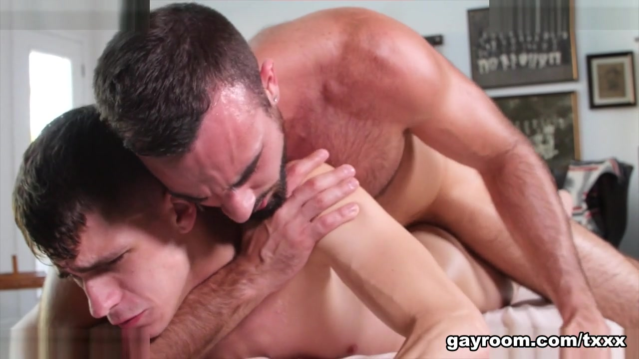 Mason Lear & Kory Houston in More Than a Rub - GayRoom Nicki minaj before and after fake tits and ass