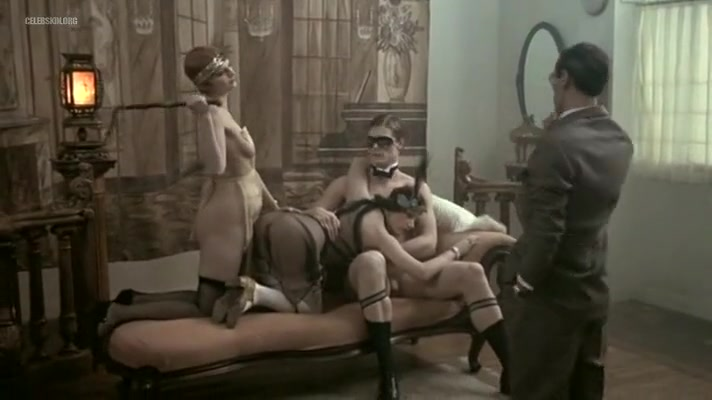 Isabelle Adjani & Muriel Montosse in Quartet (1981) sex with a succubus