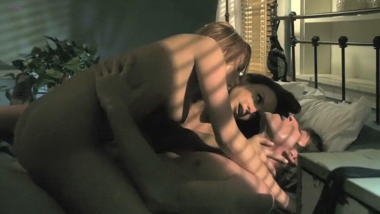 Ana Alexander & Jayden Cole - Hot Scene from TV Show Chemistry (2011)