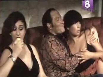 Concha Valero, Carmen Serret, Tessi Arno & Others - Inclinacion Sexual al Desnudo 02 back view of naked pin up girl