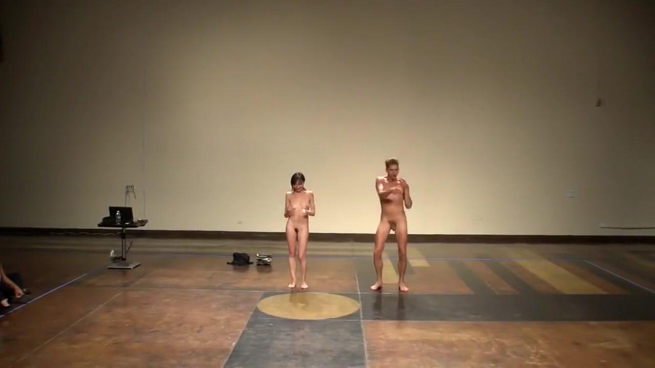 Naked on Stage 96 Magdalena Leite DANCE leite y Conde Xxx blanca soto desnuda