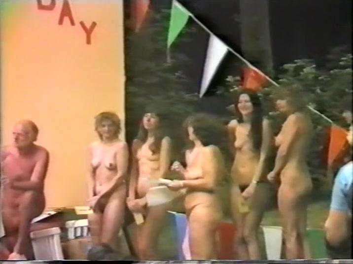 Nude Public Show Miss Eureka 1