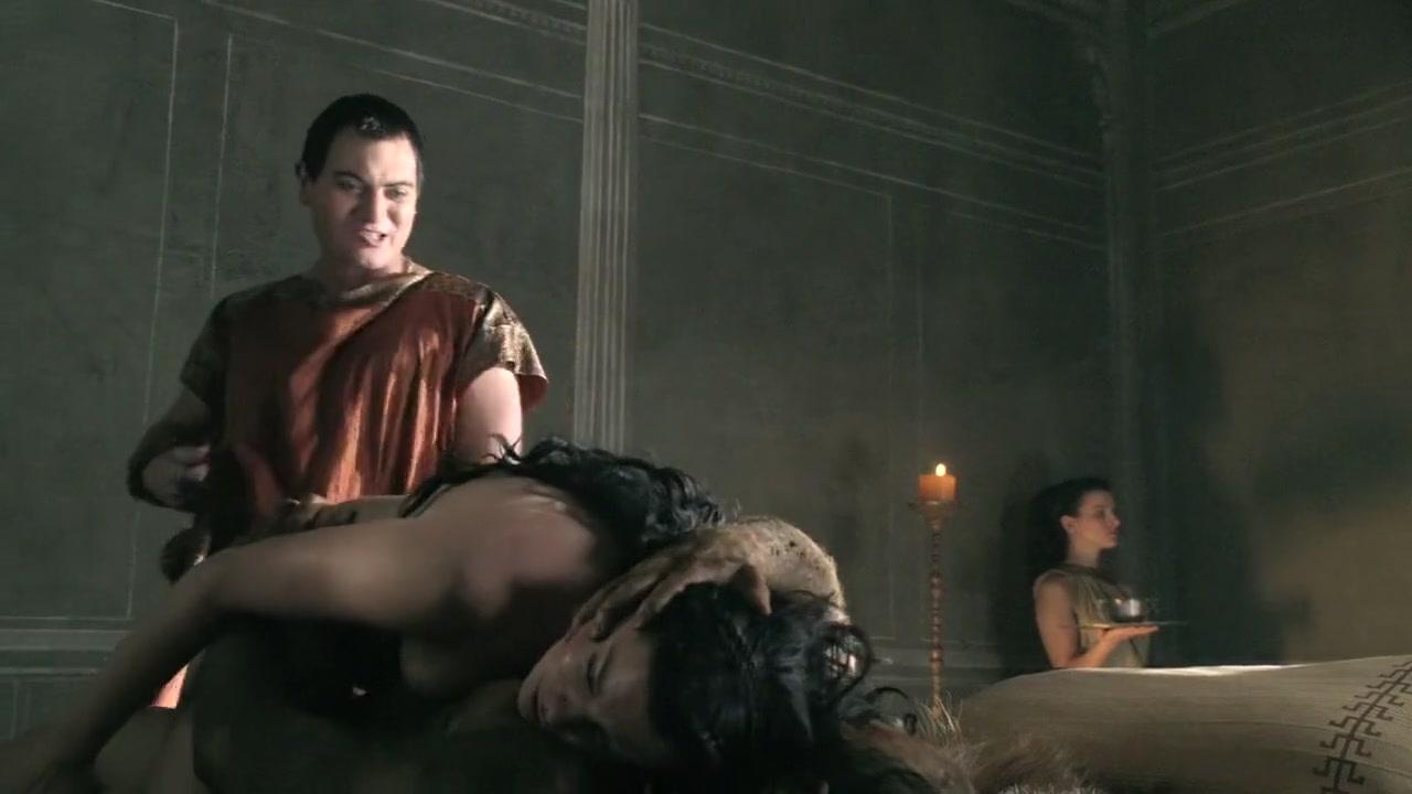 Jessica Grace Smith sex scenes in  Spartacus: Gods Of The Arena