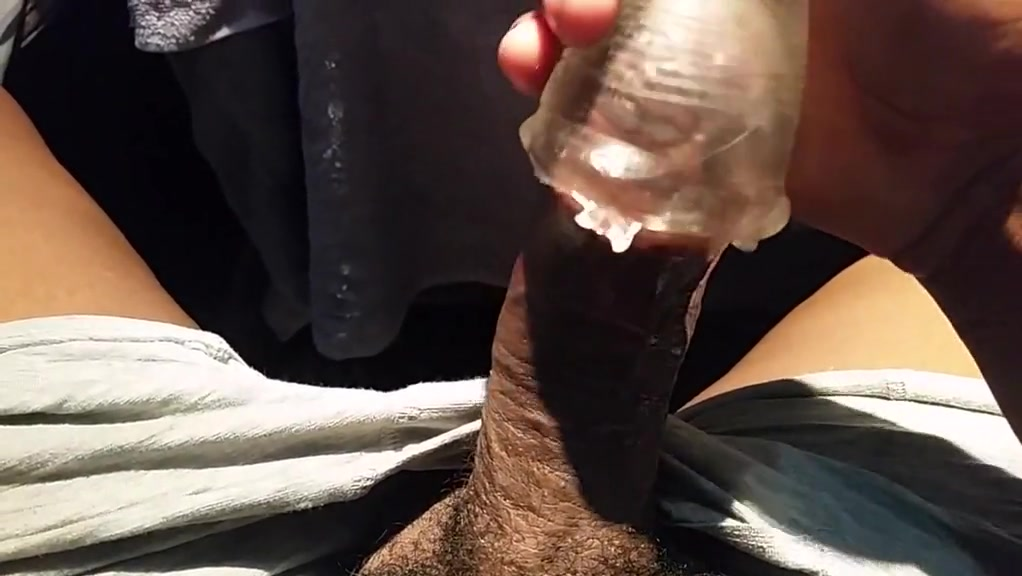 Horny homemade gay clip with Masturbate, Dildos/Toys scenes Fucking With A Cucumber