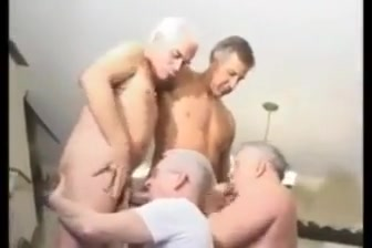Horny homemade gay scene with Daddies, Bukkake scenes How to do the best blow job