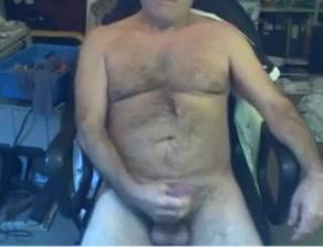 Incredible amateur gay video with Daddies, Handjob scenes Mature cum panties