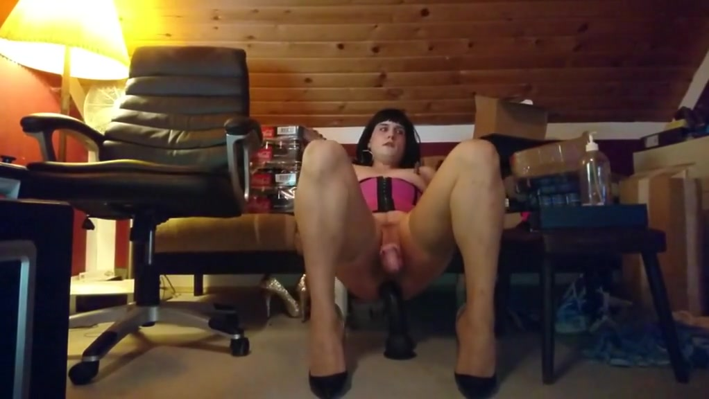 Best amateur shemale video with Dildos/Toys, Solo scenes horny big dick black shemale fuck a slut nigga guy tmb 1
