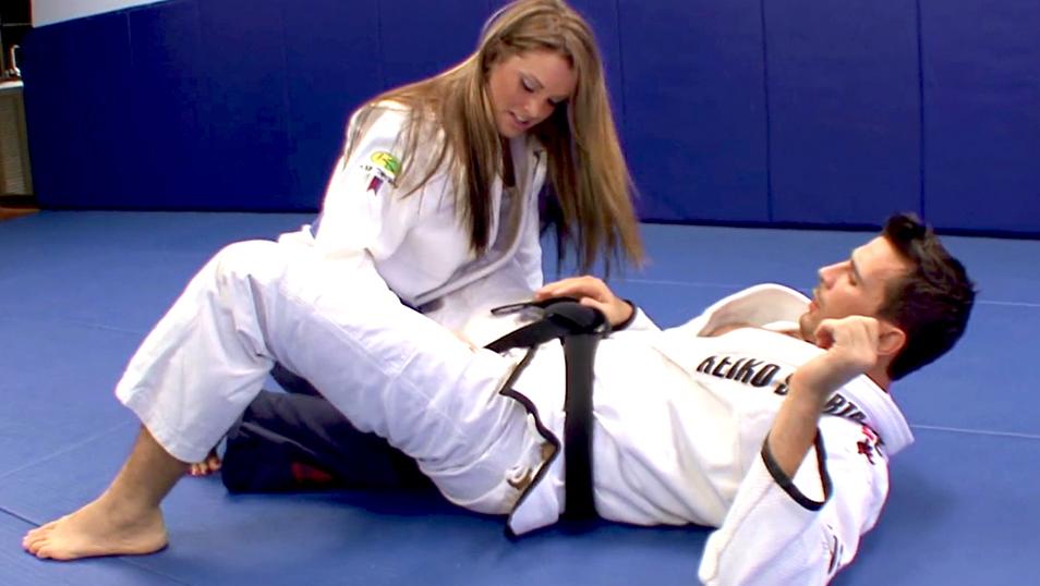 Manuel Ferrara & Megan Fenox in The Judo Teacher Also Gives Her Great Fucks - BestGonzo