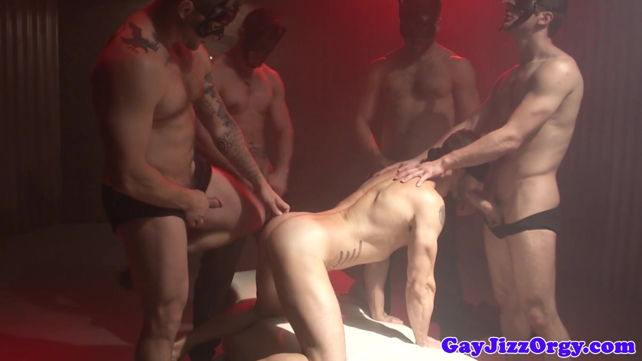 Masked orgy with Dean Monroe and pals spartacus nude scenes metacafe