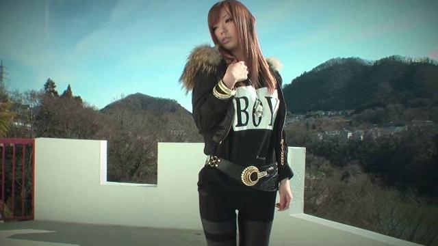 Japanese super angel Megu Kamijo Tracy in Arise Girlfriends