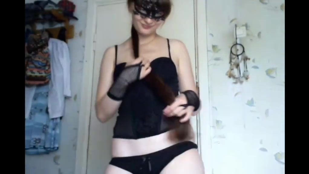 Incredible homemade Redhead, Handjobs porn scene