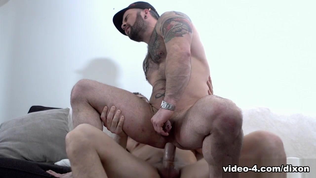 Derek Thibeau & Manuel Deboxer - ButchDixon Wild Lesbian Sluts With A Strapon