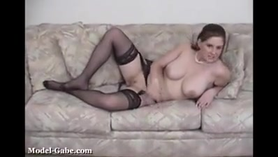 Model-Gabe Asian girl tied