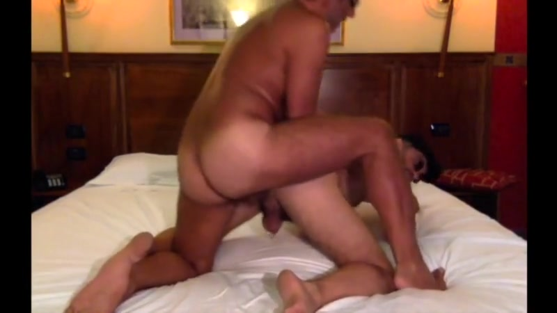 Barebacking hairy daddies rough threesome hardcore training redtube free porn
