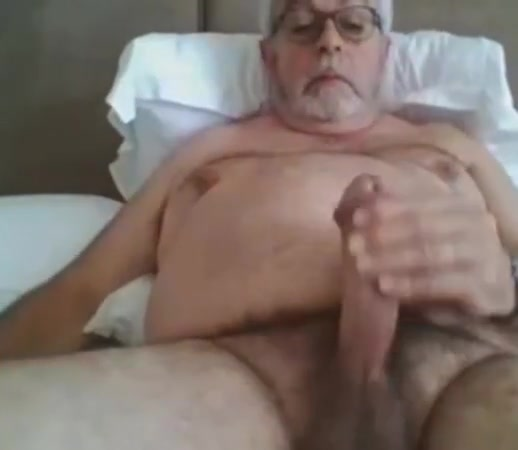 grandpa stroke on webcam 8 Russian redhead anal