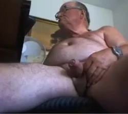 Grandpa cum on webcam 13 Crystal tied to bed bdsm