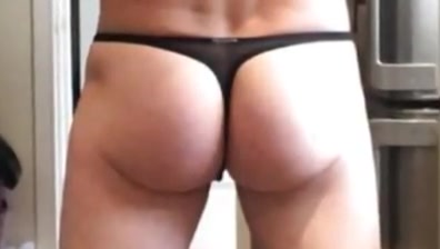 Buizdit and the thong homemade hard 1st time anal videos