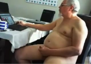 Grandpa cum on webcam 8 Hot milf blowjob blonde