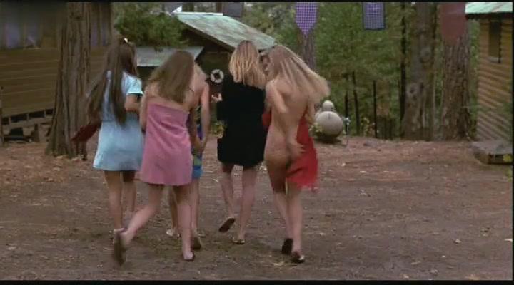 Cristy Thom,Lauren Hays,Miche Straube,Kristina Ducati,Paige French in Meatballs 4 (1992)