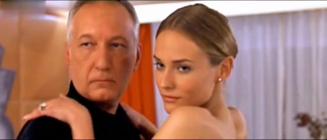 Diane Kruger in Mon Idole (2002) long version blowjob videos