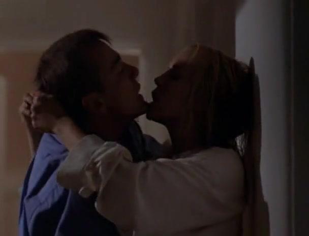 Sherrie Rose in Devil In The Flesh(1998) (1998) Elsa jean lesbian kissing
