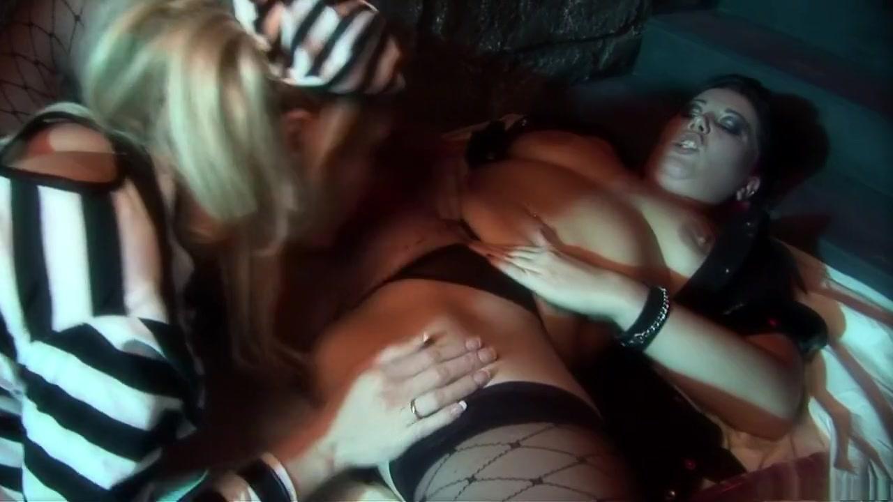 Fabulous pornstar in best hd, lesbian sex video