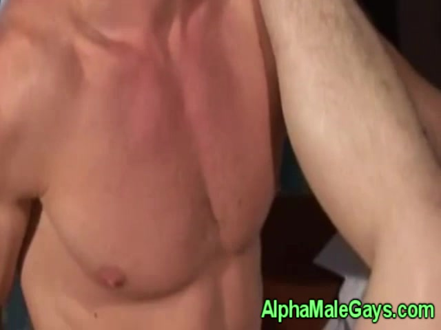 Gay anal sex close up with creamy climax Mature older woman licking cum
