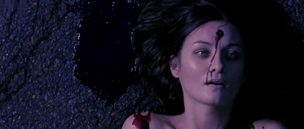 Samantha Facchi,Tara Rondeau,Irene Alexandra,Maryam Basir in Blood Night: The Legend Of Mary Hatchet (2009) wash car girl nacked