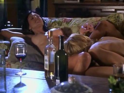 Bobbi Harper,Sydnee Steele,Cecelia Simon,Unknown in Stolen Sex Tapes (2002) girl sucking girls tits