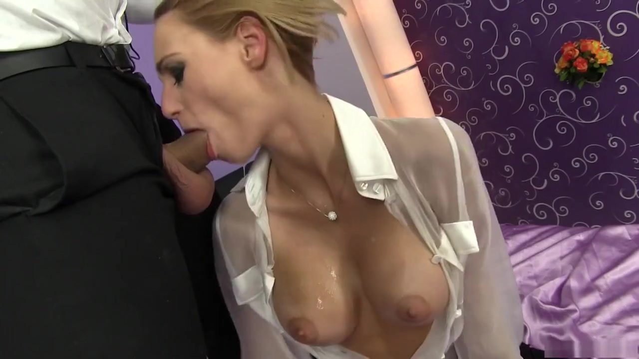 Exotic pornstar in incredible deep throat, hd porn clip Fucked With Dildo And Cock