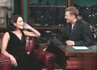Asia Argento in Late Late Show With Craig Kilborn (TV) (2000) www.watch free gay porno videos.com