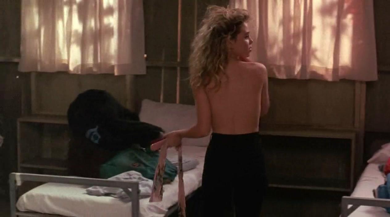 Rashina Kessler,Jill Terashita,Stacie Lambert in Sleepaway Camp III: Teenage Wasteland (1988)