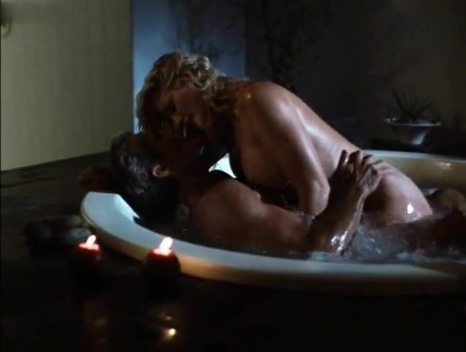 Shannon Tweed,Danielle Ciardi in Power Play (1999) Lesbo foot worship