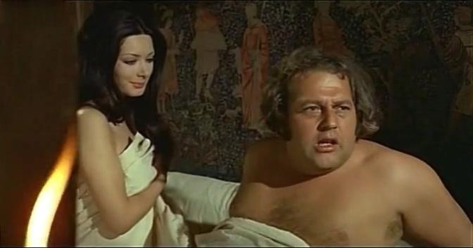 Edwige Fenech,Eva Garden in Quando Le Donne Si Chiamavano Madonne (1972)